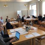 Meeting in Aarhus, Denmark on 4th of December 2019